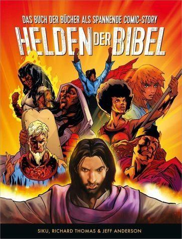 Gebundenes Buch »Helden der Bibel«