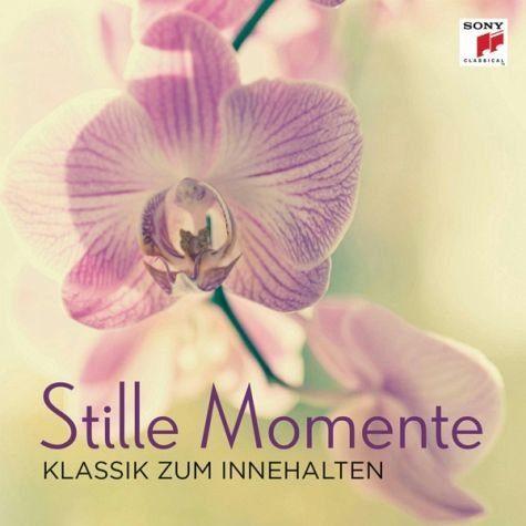 Audio CD »Various: Stille Momente-Klassik Zum Innehalten«
