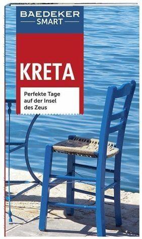 Broschiertes Buch »Baedeker SMART Reiseführer Kreta«
