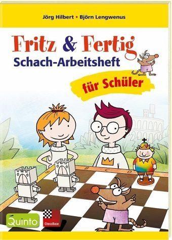 Broschiertes Buch »Fritz&Fertig Arbeitsheft für Schüler«