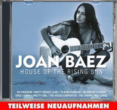 Audio CD »Joan Baez: House Of The Rising Sun«