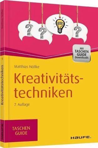 Broschiertes Buch »Kreativitätstechniken«