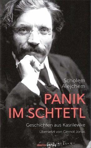 Gebundenes Buch »Panik im Schtetl«