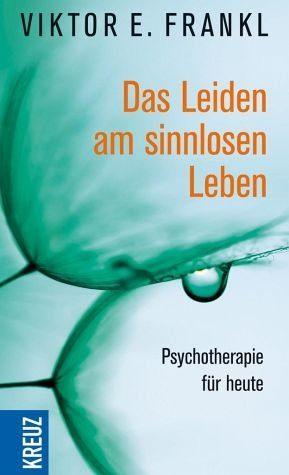 Broschiertes Buch »Das Leiden am sinnlosen Leben«