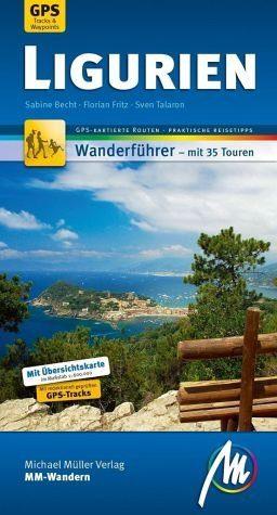 Broschiertes Buch »Ligurien MM-Wandern Wanderführer Michael...«