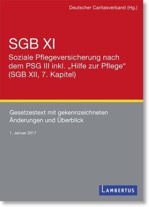 Broschiertes Buch »SGB XI - Soziale Pflegeversicherung mit...«
