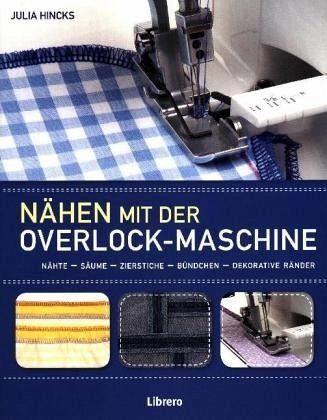 Broschiertes Buch »Nähen mit der Overlockmaschine«