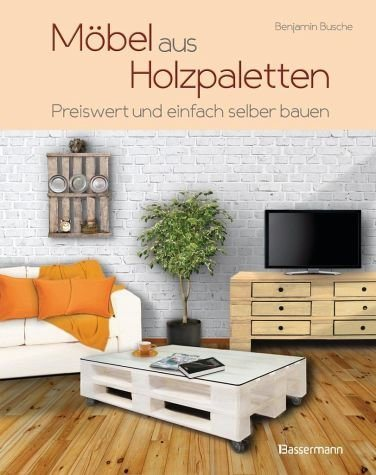 gebundenes buch m bel aus holzpaletten kaufen otto. Black Bedroom Furniture Sets. Home Design Ideas