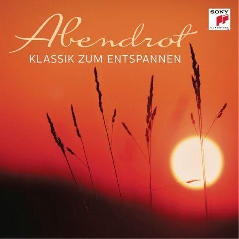 Audio CD »Various: Abendrot-Klassik Zum Entspannen«