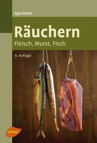 Broschiertes Buch »Räuchern«