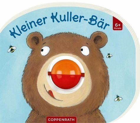 Buch mit Papp-Einband »Mein erstes Kugelbuch: Kleiner Kuller-Bär«
