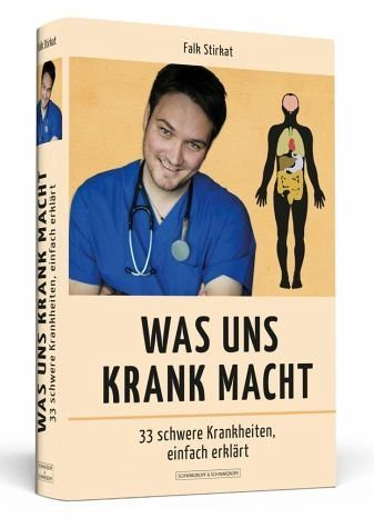 Gebundenes Buch »Was uns krank macht«