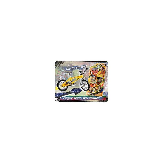 Top Media Mini Fingerbike mit Wave Board
