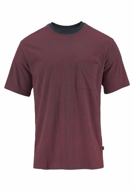 Schiesser Pyjama kurz Shorty   Bekleidung > Wäsche > Nachtwäsche   Rot   Schiesser
