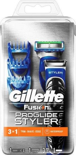 gillette fusion proglide styler rasierer otto. Black Bedroom Furniture Sets. Home Design Ideas