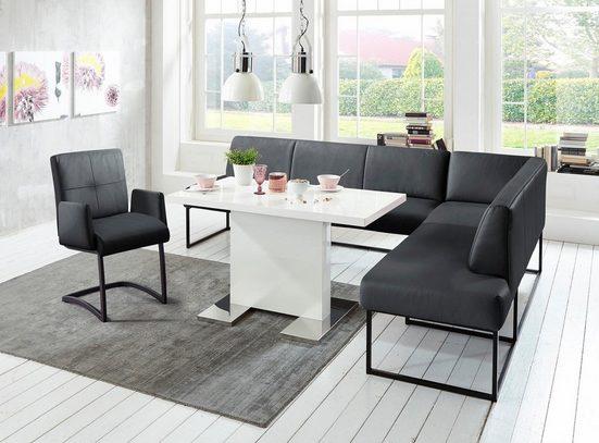 exxpo - sofa fashion Eckbank, Breite 265 cm