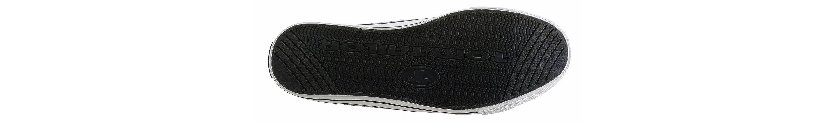 Tom Tailor Sneaker, im Jeans-Look