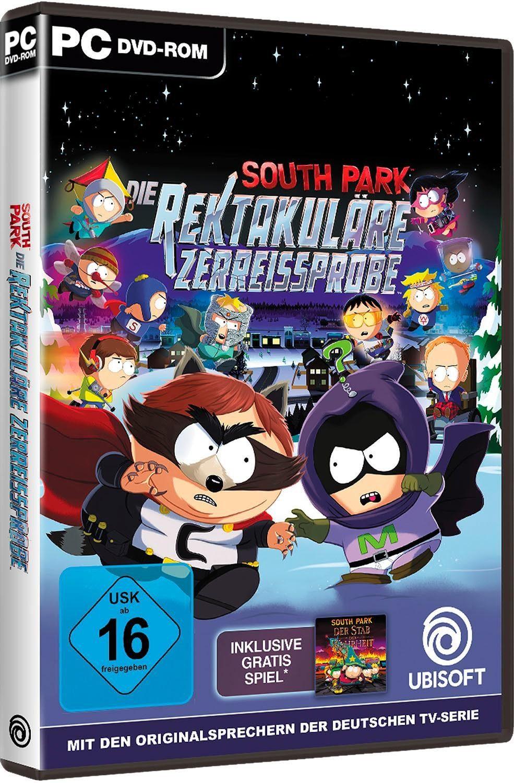 South Park - Die rektakuläre Zerreißprobe PC