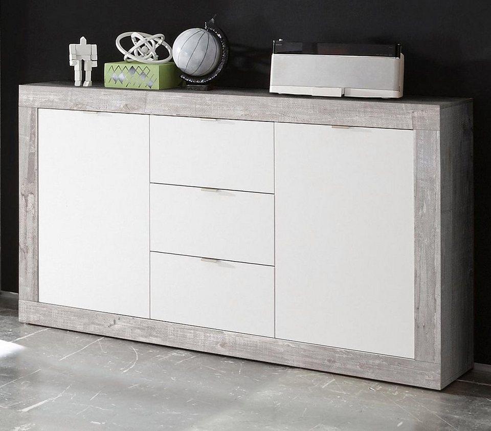 sideboard breite 162 cm online kaufen otto. Black Bedroom Furniture Sets. Home Design Ideas