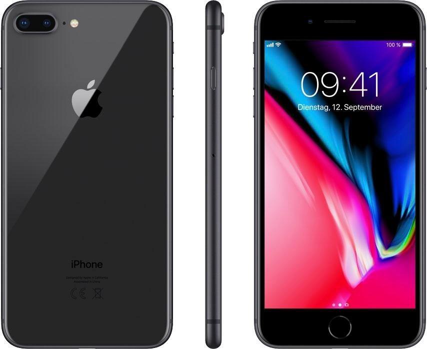 Iphone 8 Sim Karte Grosse.Apple Iphone 8 Plus 5 5 64 Gb Smartphone 13 9 Cm 5 5 Zoll 64 Gb Speicherplatz 12 Mp Kamera Online Kaufen Otto