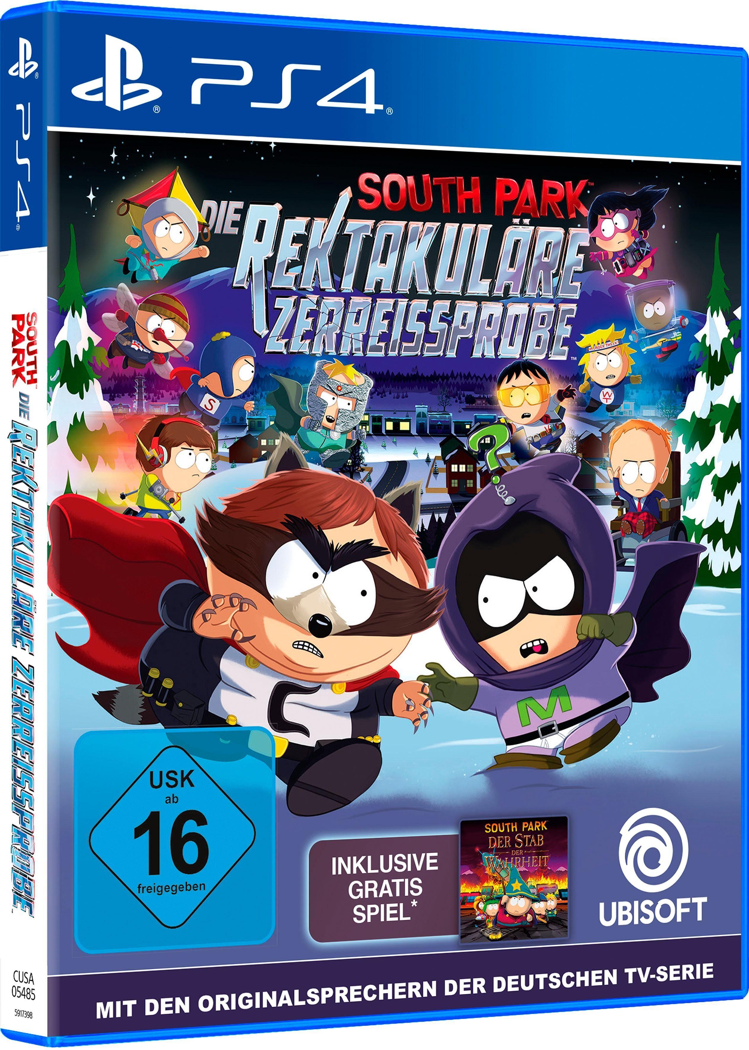 South Park - Die rektakuläre Zerreißprobe PlayStation 4