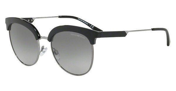 Emporio Armani Damen Sonnenbrille » EA4102«, lila, 561055 - lila/blau