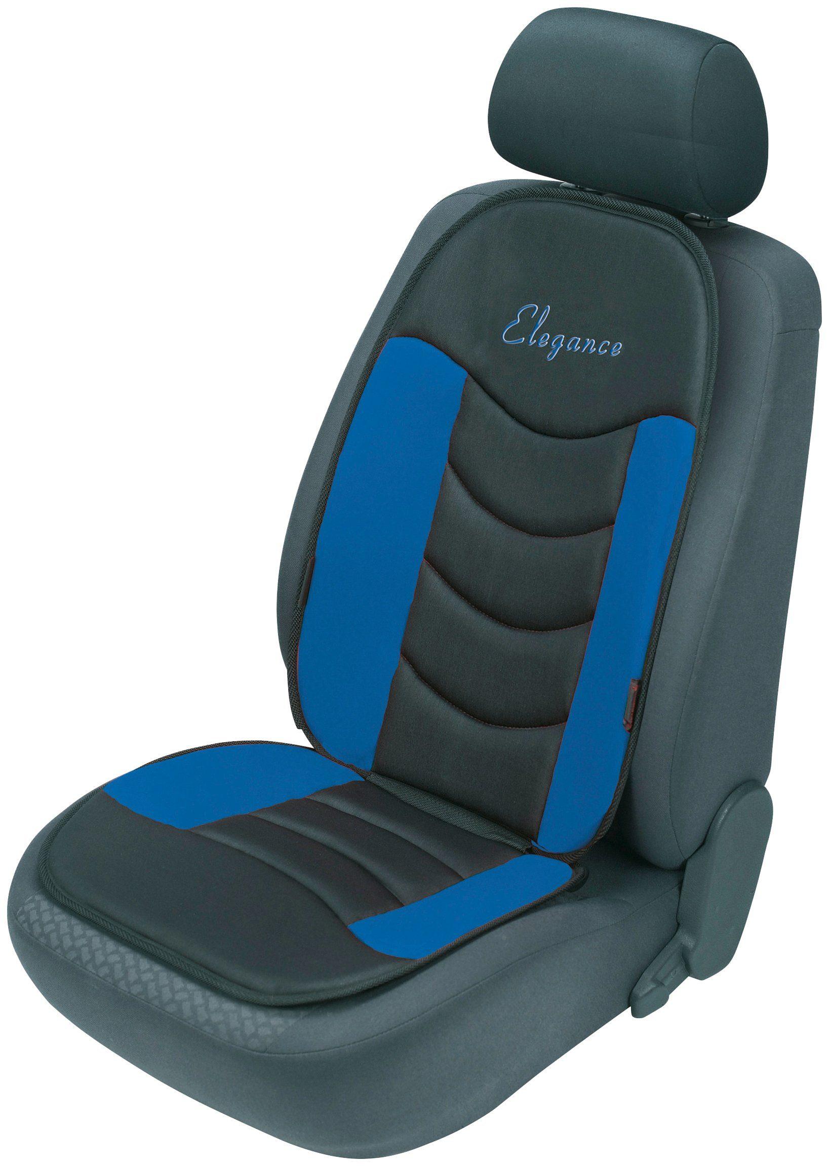 WALSER Autositzauflage »Gerini«, blau