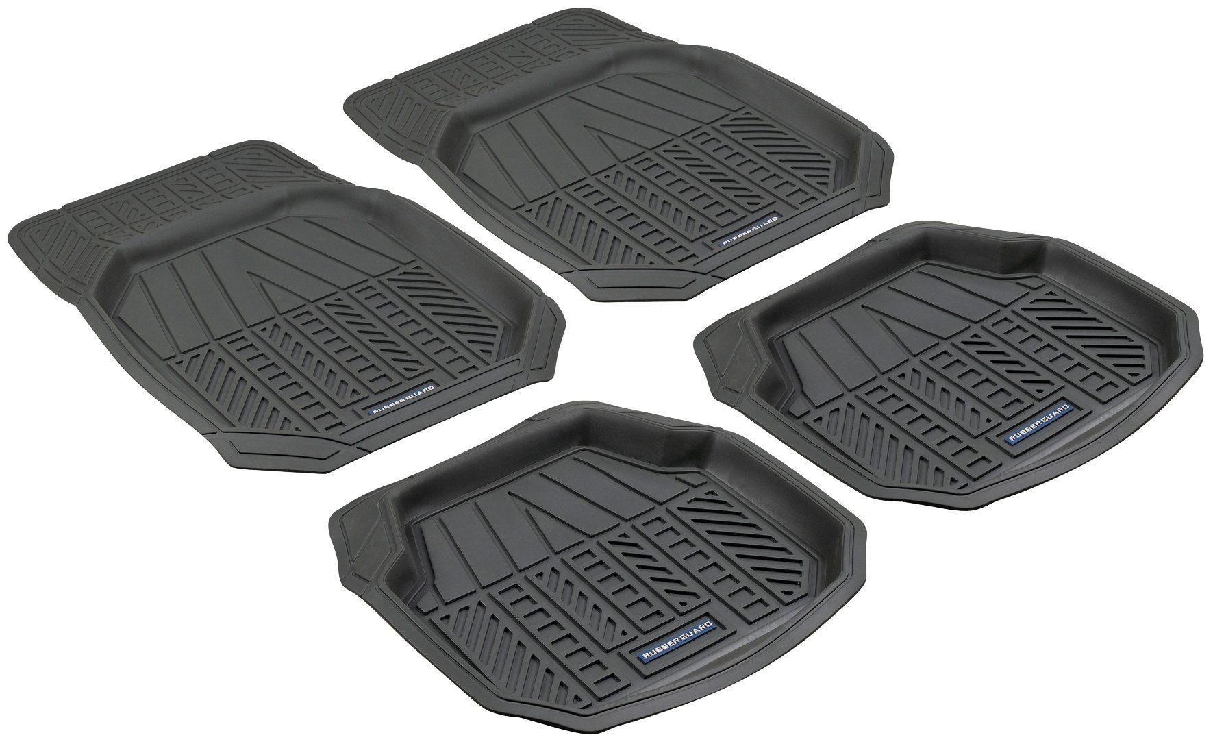 WALSER Autogummimatte »Premium«, 4-tlg.