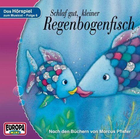 Audio CD »Diverse: 06/Schlaf Gut,Kleiner Regenbogenfisch«