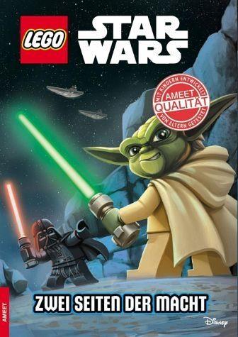 Gebundenes Buch »LEGO® STAR WARS(TM). Zwei Seiten der Macht /...«