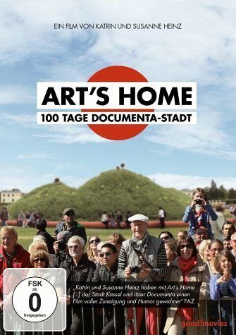 DVD »Art's Home - 100 Tage Documenta-Stadt«