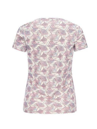 Super.Natural Merino T-Shirt W BASE TEE 175 PRINTED