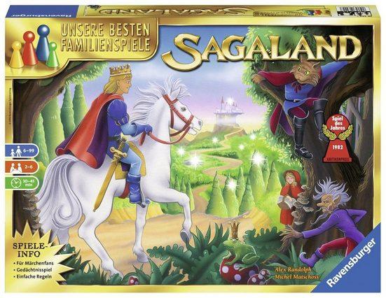 Ravensburger Spiel, »Sagaland«, Made in Europe