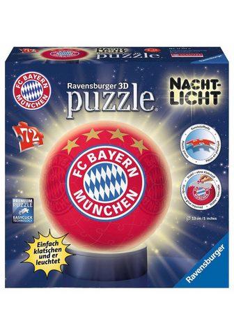 """RAVENSBURGER Пазл-глобус """"Nachtlicht FC Bayern..."""