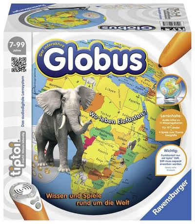 Ravensburger Globus »tiptoi® Der interaktive Globus«, Made in Europe; FSC® - schützt Wald - weltweit