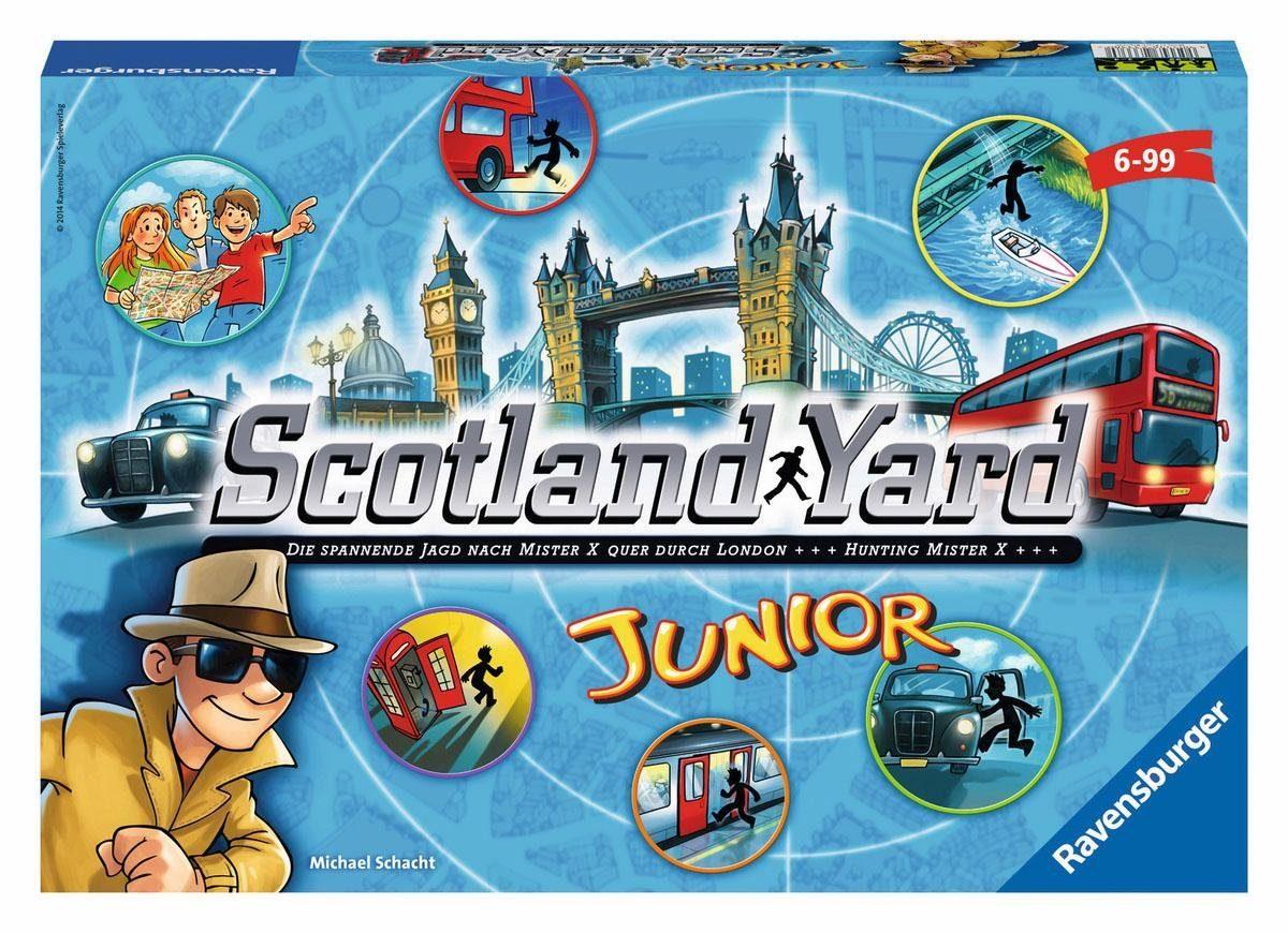 Ravensburger Detektiv-Spiel, »Scotland Yard Junior«