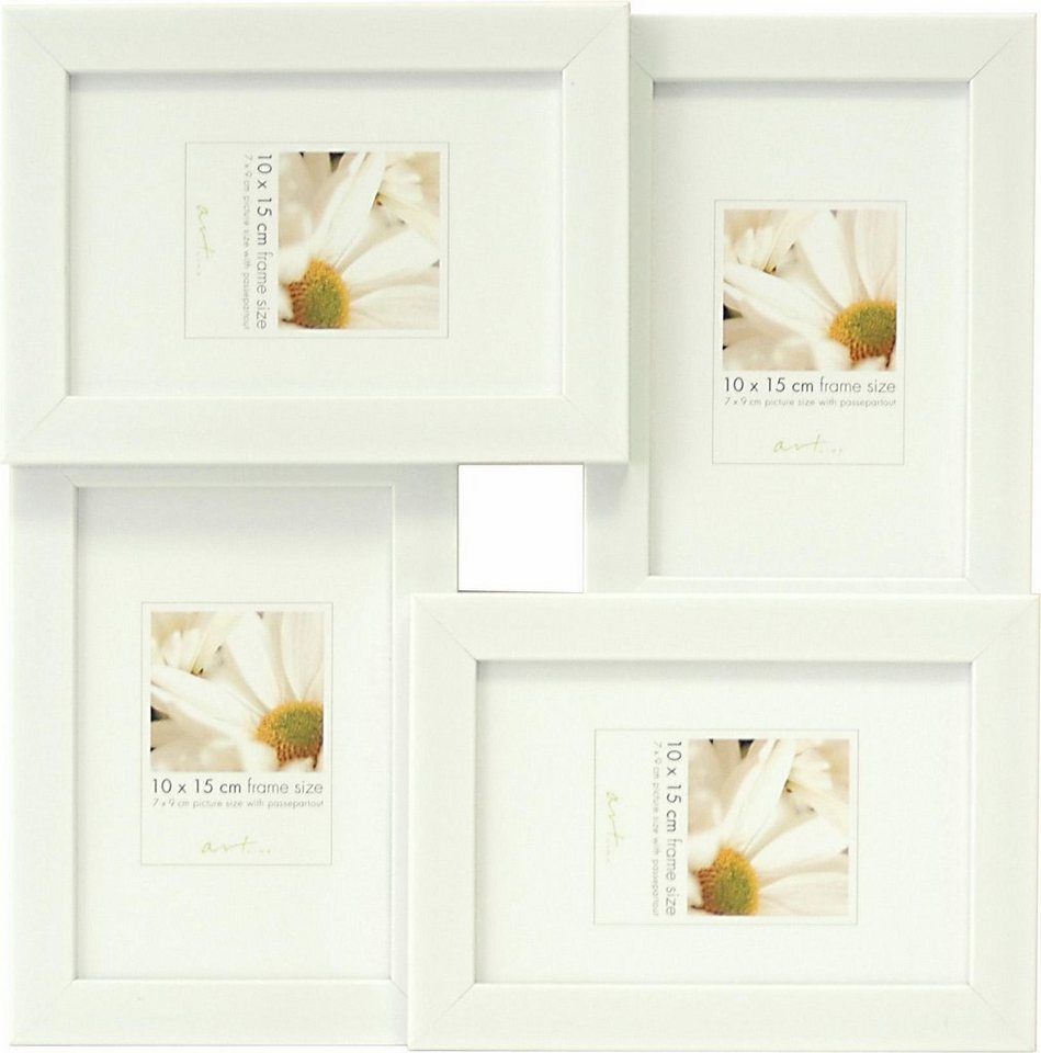 Home affaire Bilderrahmen »4 Bilder« 29,5/29,5 cm   OTTO