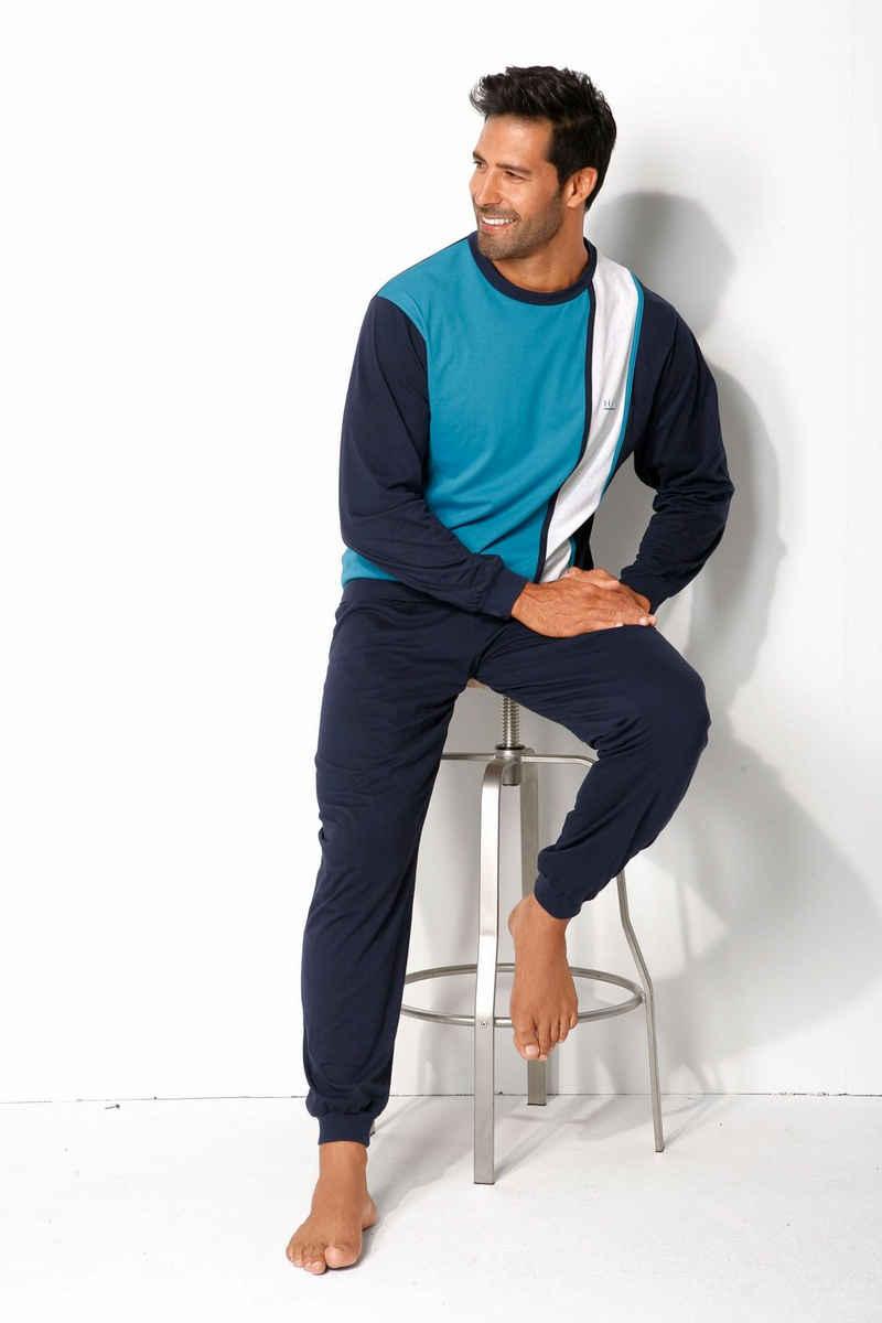 H.I.S Pyjama in langer Form
