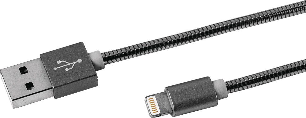 Celly USB-Datenkabel mit Lightning-Anschluss »Datenkabel Lightning«