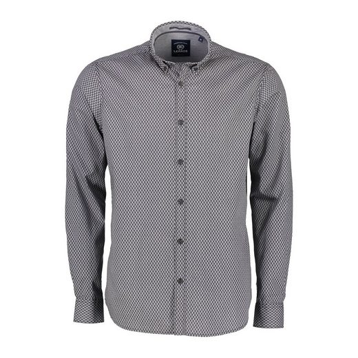 LERROS Button-Down-Hemd mit Alloverprint