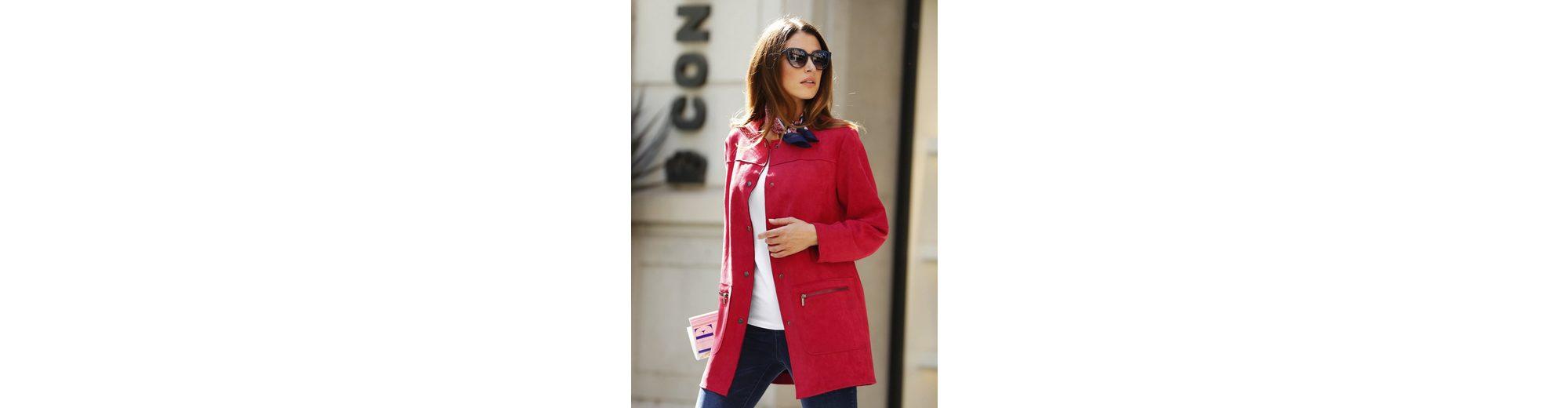 Paola Longjacke in modischer Form Billig Verkaufen Mode-Stil Billig Verkauf Zahlen Mit Paypal Neue Stile Zu Verkaufen ogbTx