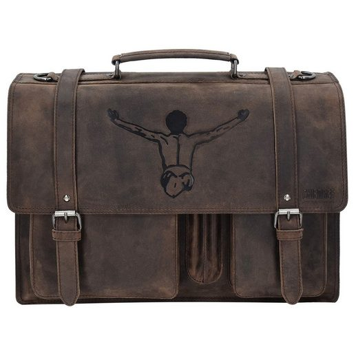 Chiemsee Valencia Briefcase Leather 42 Cm