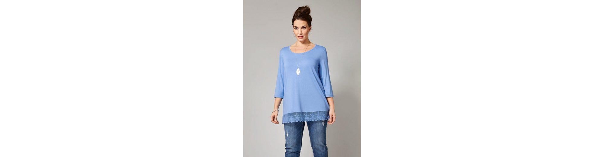 by Happy mit Spitze Sara Lindholm Happy Sara Lindholm Size Size by Shirt pxqxgY