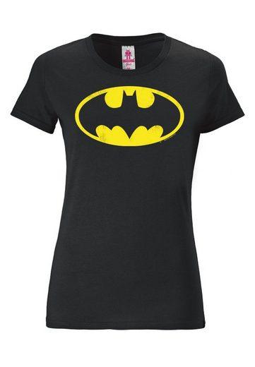 LOGOSHIRT Damenshirt Batman