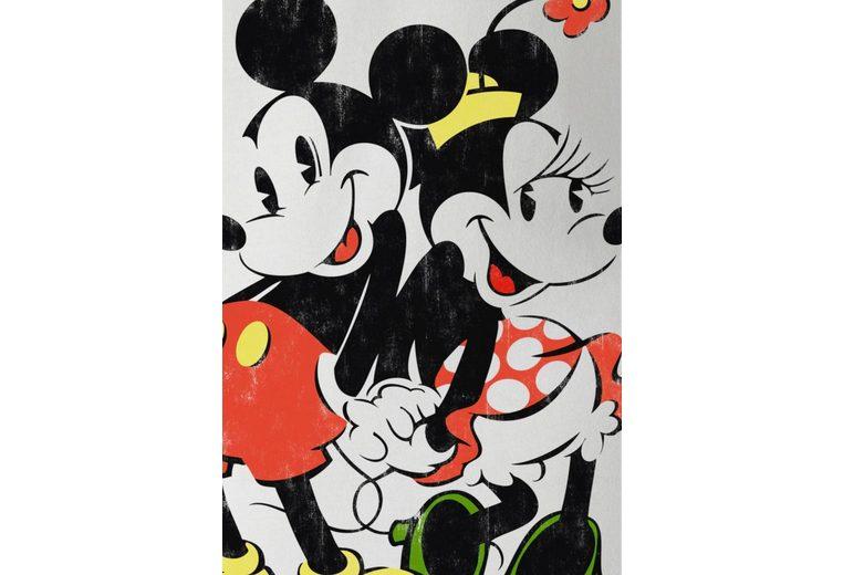 LOGOSHIRT Damenshirt Mickey Mouse Verkauf Manchester Großer Verkauf Reduzierter Preis Z48V8v