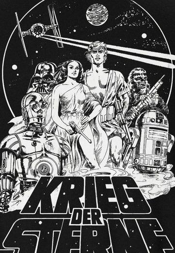 LOGOSHIRT Damenshirt Krieg der Sterne - Star Wars