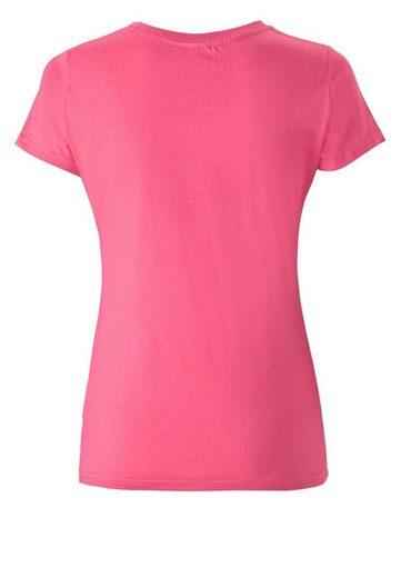 LOGOSHIRT Damenshirt TinkerBell - Tinker Bell Pixie Dust