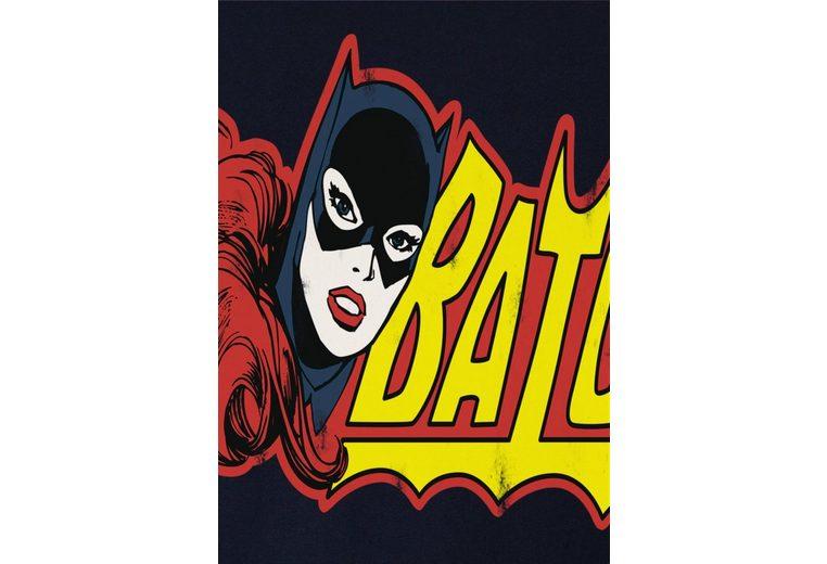 LOGOSHIRT Damenshirt Batgirl Billig Billig 2018 Günstig Online PL9urzO