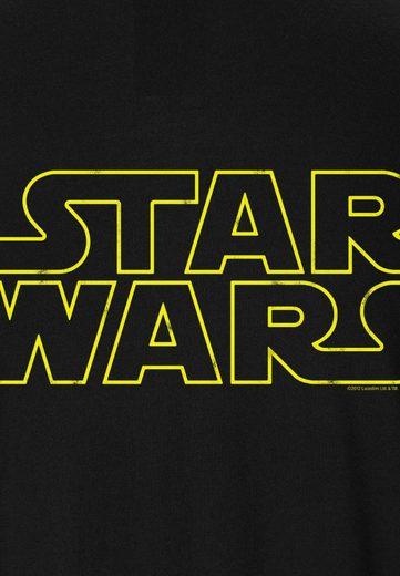 Logo Shirt Ladies Shirt Star Wars - Star Wars