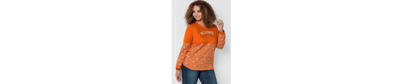 sheego Casual Sweatshirt Günstige Manchester-Großer Verkauf Großer Verkauf Verkauf Online Online Kaufen Authentisch OGZfihC0F